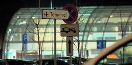 Alarm na lotnisku w Modlinie. Policja ma sprawcę?