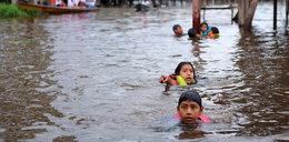 Woda zalewa ich miasto
