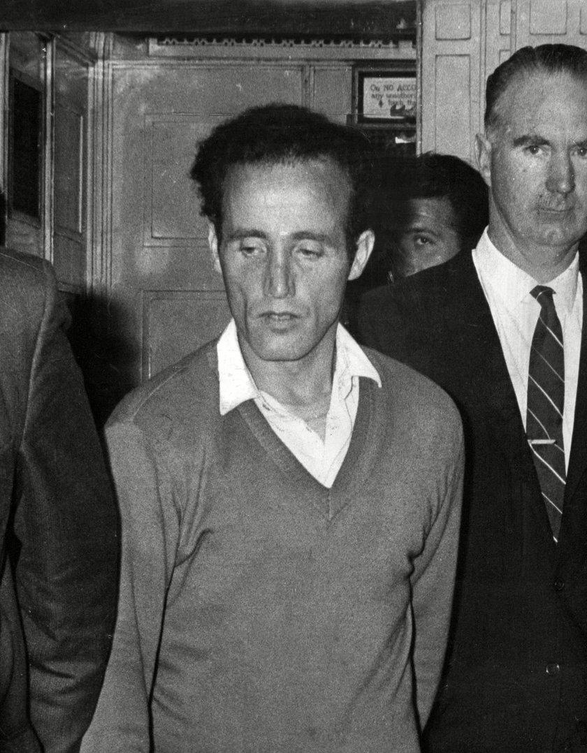 Seryjny morderca bał się wyjść z więzienia