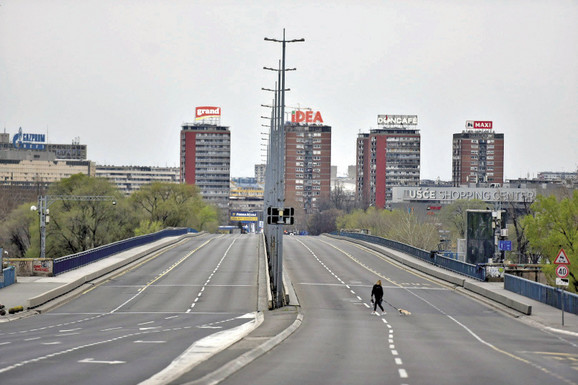 """Beograd je prevelik da bi ikada bio """"sablasan"""" ili """"avetinjski"""""""