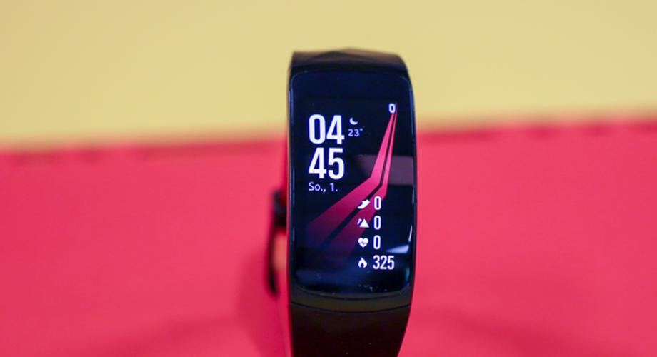 Samsung Gear Fit 2 Pro im Test: Tracker trifft Smartwatch