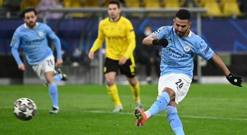 Foden fires Man City into Champions League semi-finals