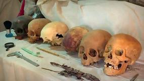 W Luksorze odkryto świetnie zachowany grobowiec z mumiami
