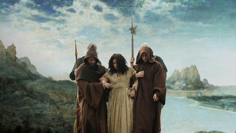 """Obraz z filmu """"Młyn i krzyż"""""""