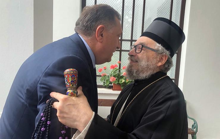 Dodik i vladika Lukijan