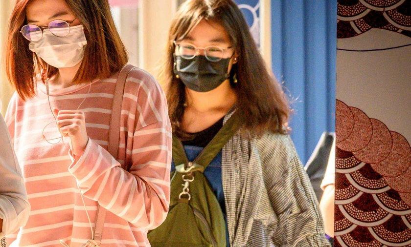 Dzieci od 12 roku życia powinny nosić maski