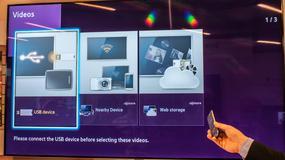 Samsung pokazał prototyp telewizora z systemem Tinzen