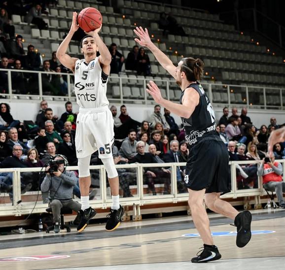 KK Partizan, KK Trento