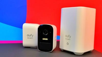 EufyCam 2C im Test: Outdoor-Kamera mit 180 Tagen Akku