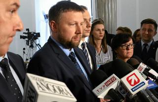 Kierwiński: Taśmy z afery podsłuchowej służą tylko jednej partii