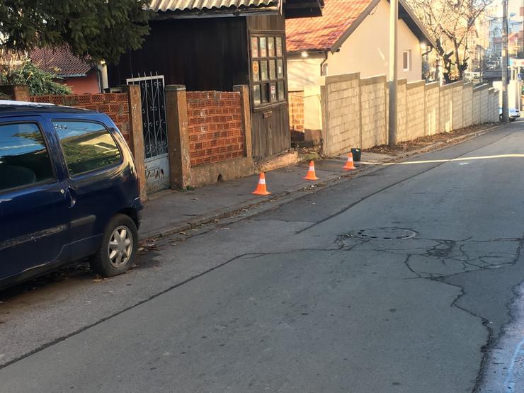 problemi stanara Gospićke ulice na Zvezdari
