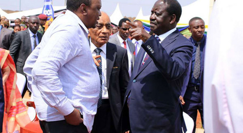 Uhuru, Raila swing into action after DP Ruto launched Jubilee Asili Centre