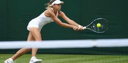 Polka zawiodła. Odpadła z Wimbledonu