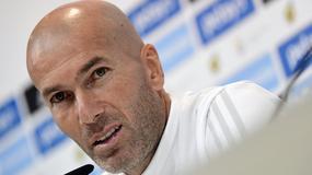 Superpuchar Hiszpanii: Zinedine Zidane chce anulowania kary Cristiano Ronaldo