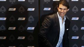 Rafael Nadal wygrał turniej pokera w Pradze