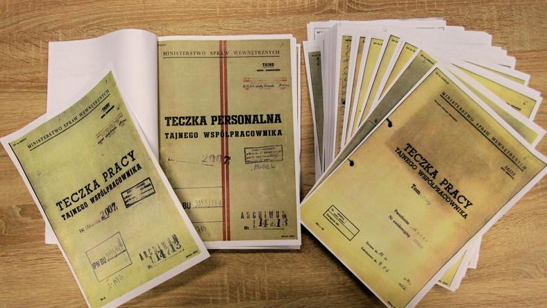 """Ujawnione przez IPN dokumenty dotyczące """"współpracy Lecha Wałesy z komunistyczna bezpieka"""""""