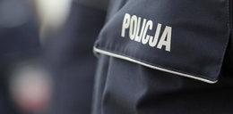 Policjant wziął udział w napadzie pod Strykowem