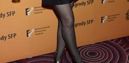 Cudne nogi Szapołowskiej. Mają 61 lat!