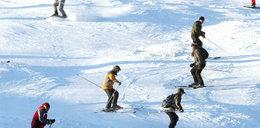 Pogoda na całe ferie! Szykować narty?