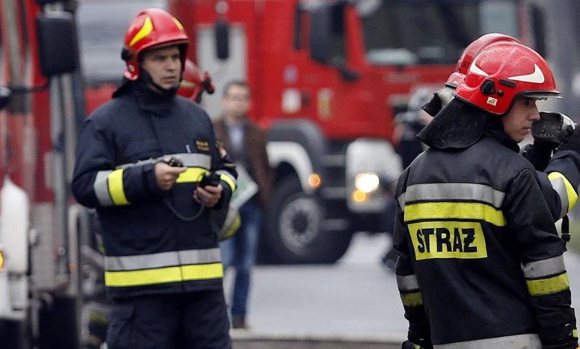Wybuch w Kiełpinie