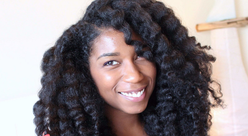 4 tips to make easier transit from relaxed to natural hair