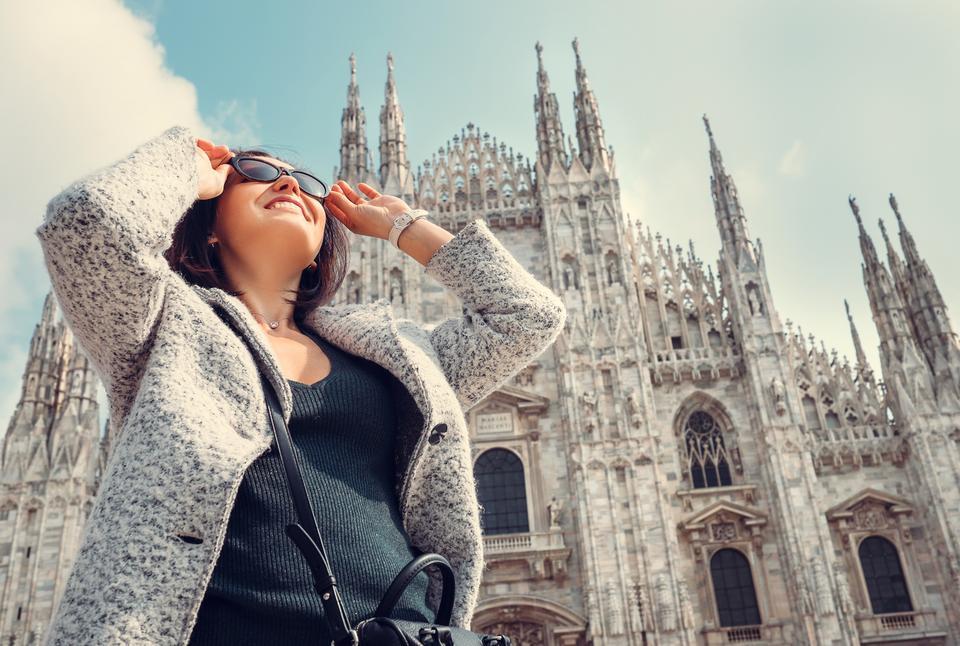 18. Mediolan, Włochy