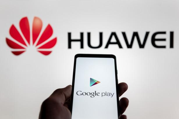 Huawe i Google