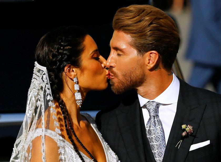 Ślub Pilar Rubio i Sergio Ramosa