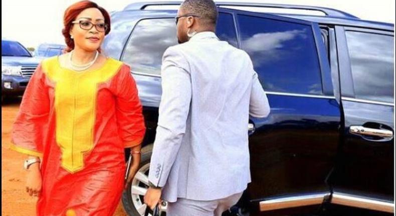 Ex Taita Taveta Women Rep Joyce Lay announces reunion with husband William Lay on Valentine's Day