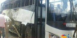 Atak na autobus w Egipcie. Zginęły 23 osoby