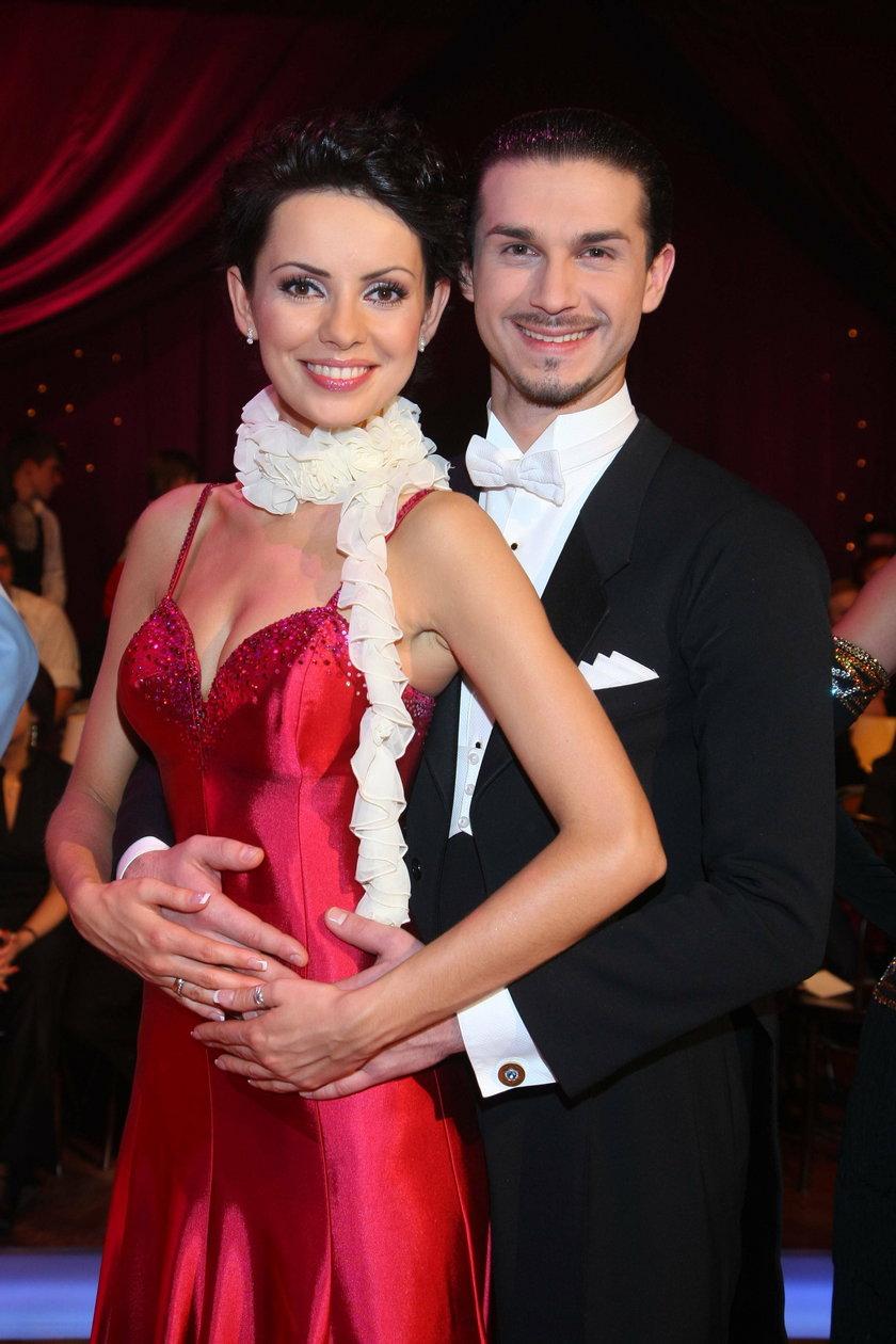 Dorota Gardias w Tańcu z gwiazdami