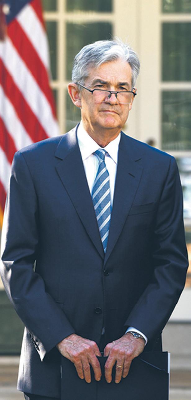 Jerome Powell, szef Fed