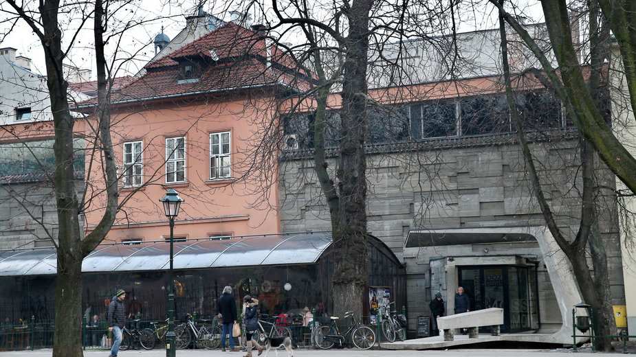 Bunkier Sztuki i Bunkier Cafe