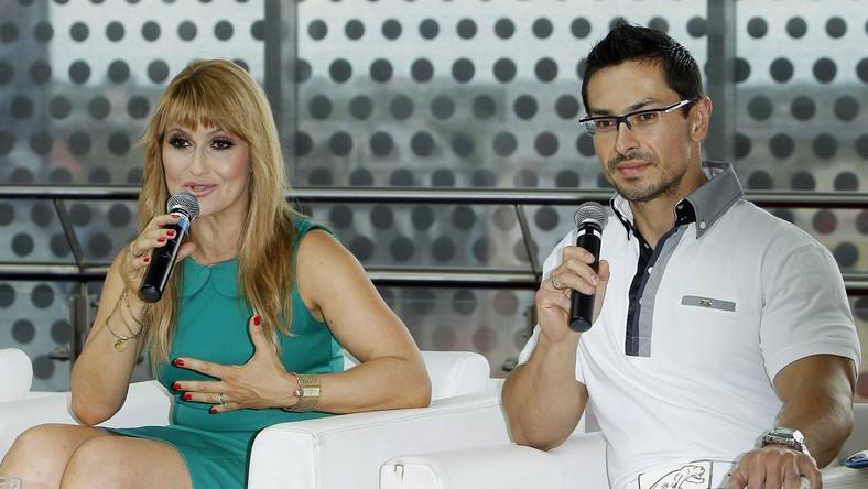 Katarzyna Skrzynecka i Marcin Łopucki pokazują, jak zrzucić zbędne kilogramy