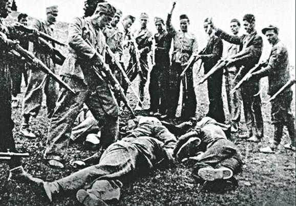 Stradanja u Jasenovcu