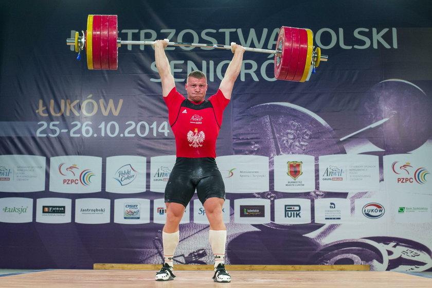 Wykluczony za doping na igrzyskach sztangista może niedługo dostać medal