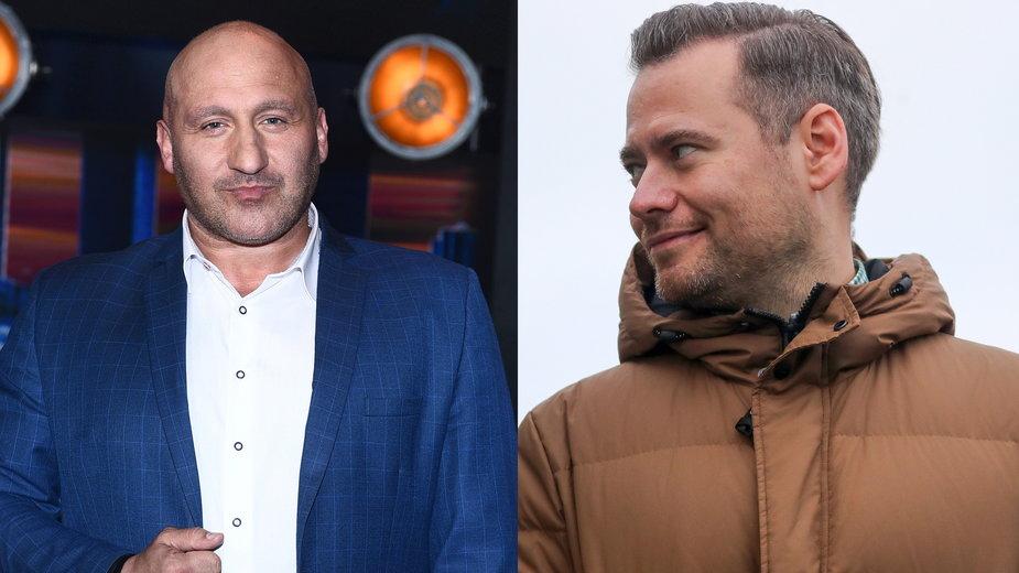Marcin Najman, Krzysztof Stanowski