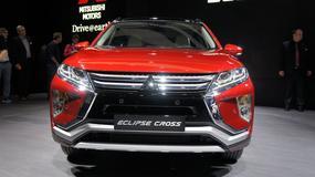 Genewa 2017: Mitsubishi Eclipce Cross