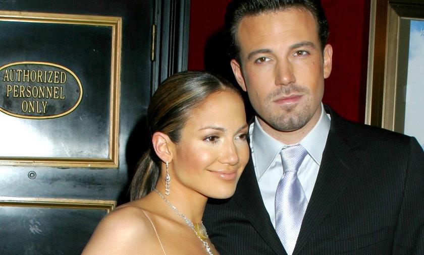 Jennifer Lopez i Ben Affleck.