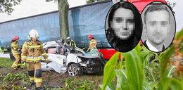 Potworny wypadek pod Odolanowem. Narzeczeni zginęli dzień przed ślubem