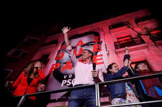 Wybory w Hiszpanii: Socjaliści wygrali, ale muszą szukać koalicjanta