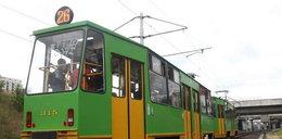 Przez upały tramwaje nie jeżdżą