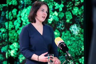 Przyszła kanclerz Niemiec będzie od Zielonych? W nowym układzie sił to realne