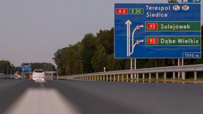 Przetarg na ostatni odcinek autostrady A2 rozstrzygnięty