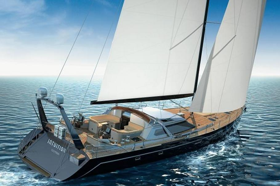 INTUITION SUNYACHT