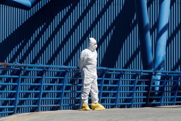 W sumie od początku epidemii koronawirusa w Hiszpanii zainfekowanych zostało 72 248 osób