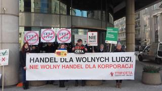 Czy polscy europosłowie odrzucą CETA?
