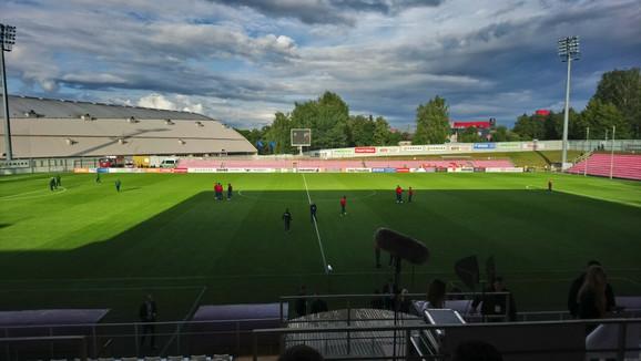 Stadion na kom se igra meč Suduve i Crvene zvezde