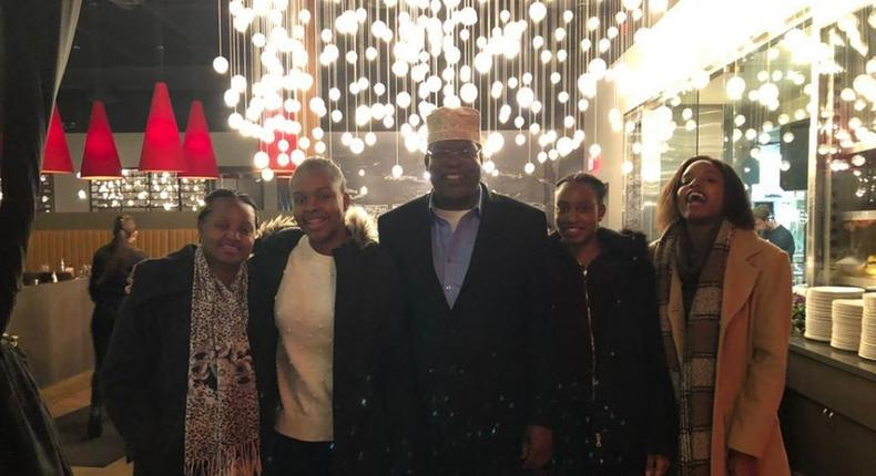 You are as beautiful as gold - Miguna Miguna's romantic message to wife as they mark 20 years of marriage