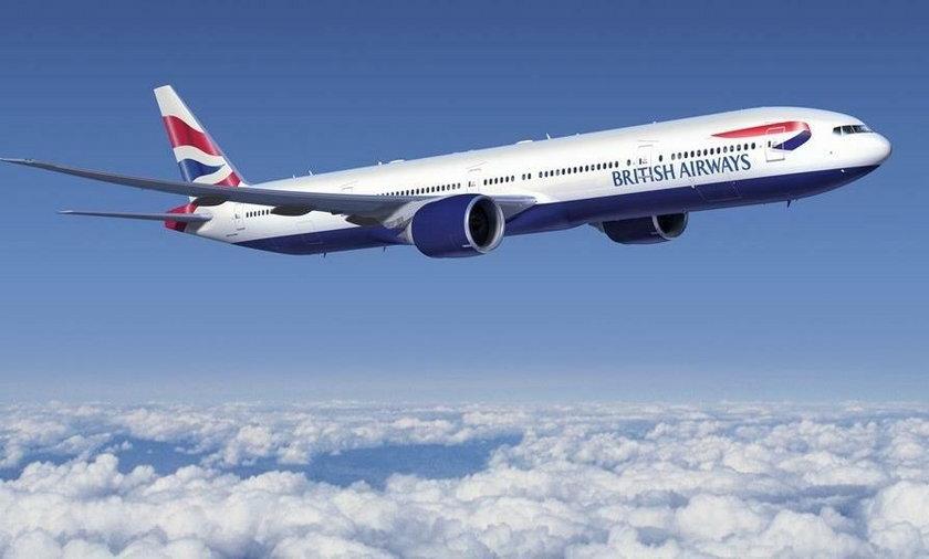 British Airways popełniło gafę